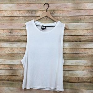 IVY PARK Muscle Tank - White - Large